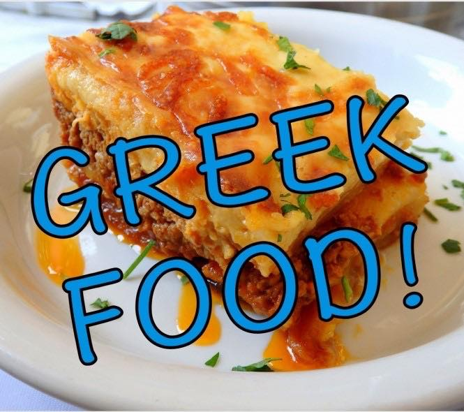 Rehoboth's only Greek Night!