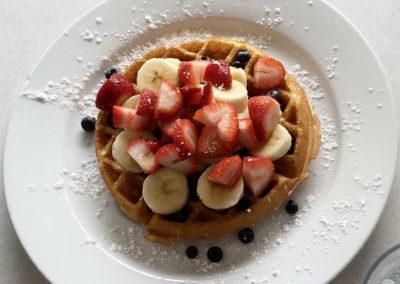 waffle-fruit